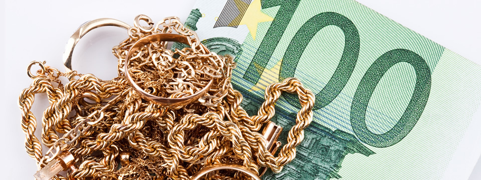 Trasforma il tuo oro in denaro contante